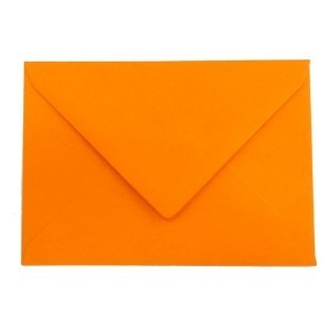 Plic Daco C6 gumat color portocaliu PC612P