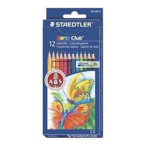 Creioane colorate 12cul/set Staedtler ST144NC12