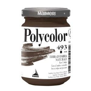 Culoare acrilica Maimeri polycolor 140 ml raw umber 1220493