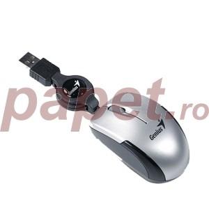 Mouse Genius micro traveler usb 31010125102