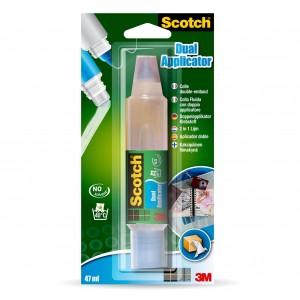 Lipici lichid Scotch cu dublu aplicator 3M-5047C