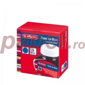 Cerneala albastra Herlitz calimara 30 ml 8022154 6043