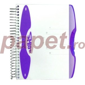 Agenda smooth Argo A5 150 file matematica / dictando 98223