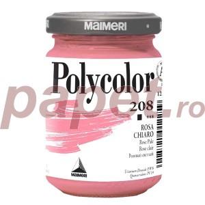 Culoare acrilica Maimeri polycolor 140 ml rose pale 1220208