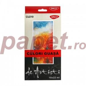Guase Daco 10 culori 22ML CU210
