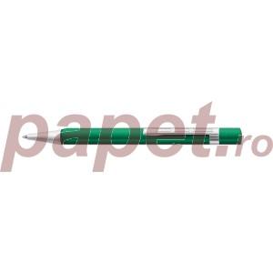 Pix stick Staedtler B TRX verde si etui negru ST-440TRX5B-9