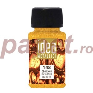 Culoare Maimeri metalica 60 ml rich gold 4014148