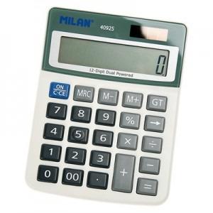 Calculator Milan 40925BL