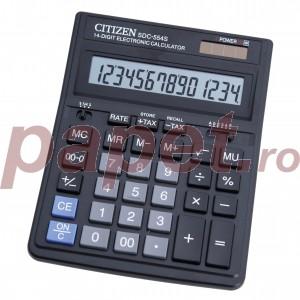 Calculator Citizen de birou cu 14 digiti SDC554S