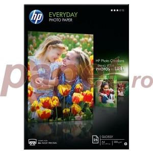 Hartie foto HP glossy A4 25 coli HPQ5451A
