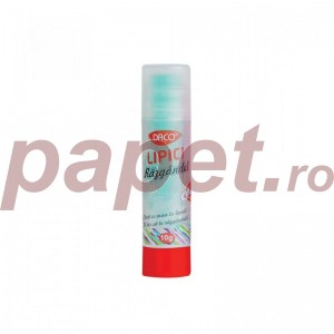 Lipici solid transparent Daco 10G razgandel LS010
