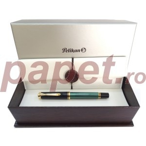 Stilou Pelikan souveran m400 F penita din aur de 14k 985804