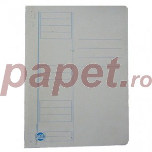 Dosar plic carton alb E154