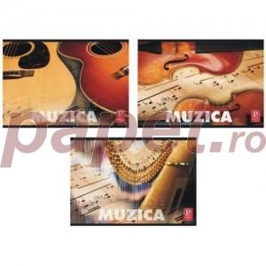 Caiet muzica Pigna E1075