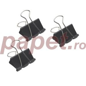 Binder metalic color 32MM Rapesco 10buc/pachet FBC32