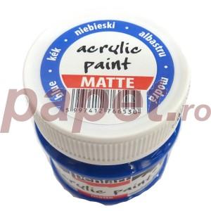 Culoare acrilica mata 50ML Blue P1227