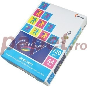 Hartie A4 Color Copy 120 g/mp 250 coli/top 5369
