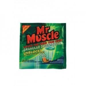 Mr Muscolo granule active de desfundat tevile 984