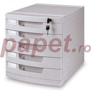 Caseta documente MAS 5 sertare E1405M