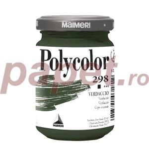 Culoare acrilica Maimeri polycolor 140 ml verdaccio 1220298