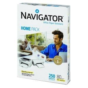 Hartie Navigator A4 80g/mp 250coli/top 8804