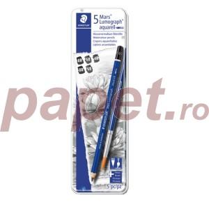 Creion Lumograf Aqua 100 6/set ST-100A-C6
