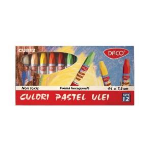 Culori pastel Daco in ulei CU812