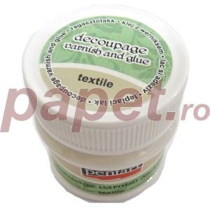 Adeziv decupaj textil Pentart 50ML P0654