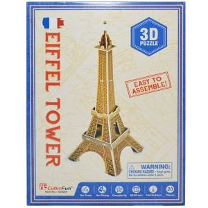 Puzzle 3D Eiffel tower 20 piese R16788