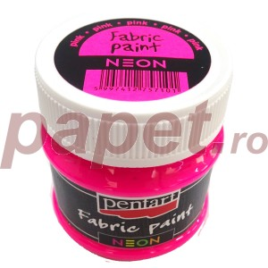 Culori textile 50ML Neon Pink P20178