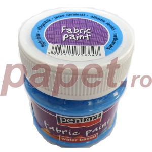 Culori textile 50ML Albastru Deschis P3476/1