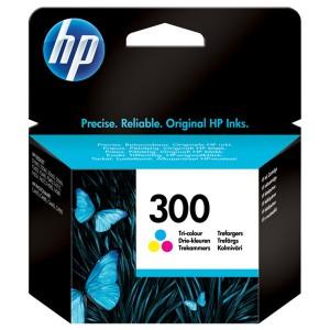 Cartus HP Deskjet color nr.300 CC643EE 4ML ORIGINAL