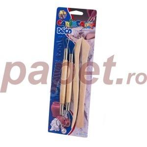 Instrumente de modelat lut 4 bucati / set Universal 1371
