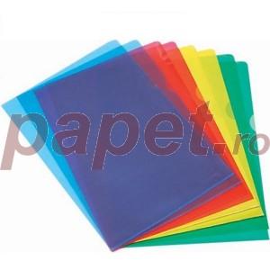 "Folie protectie Noki A4 deschidere ""L"" diverse culori E143"
