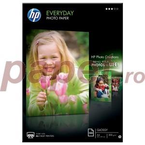 Hartie foto HP glossy inkjet A4 HPQ2510A