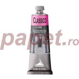 Culoare Maimeri classico 60 ml quinacridone rose light 0306214