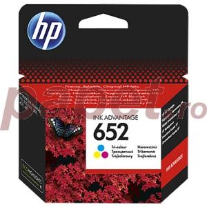 Cartus HP Deskjet color nr.652 F6V24AE ORIGINAL 2135 AIO F6V24AE