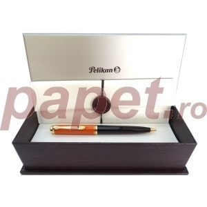Pix Pelikan souveran k800 placat cu aur 970822