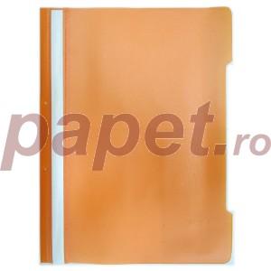 Dosar pvc portocaliu E48209