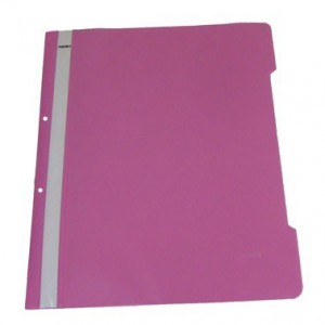 Dosar pvc roz E48206