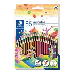Creioane colorate Staedtler Noris Wopex 36/set ST-185-CD36