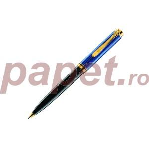 Pix Pelikan Souveran K800 corp negru cu albastru 987842