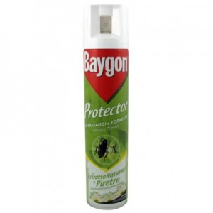Baygon Protector spray impotriva insectelor taratoare B3827