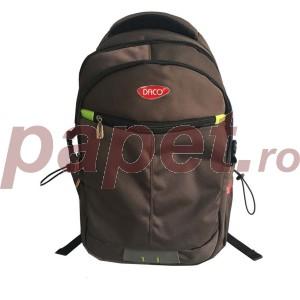 Ghiozdan adolescenti Daco cu sectiune pentru laptop de 49CM GH613