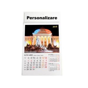 """Calendar 2018 A3 Arhi policromie """"Romania"""" 11514"""