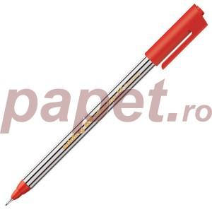 Fineliner Edding 89 varf 0.3MM rosu ED892
