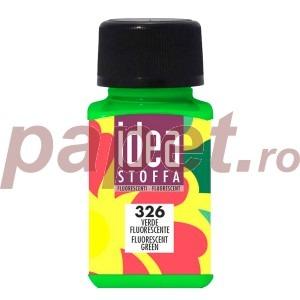 Culoare Maimeri stofa 60 ml fluorescent green 5014326