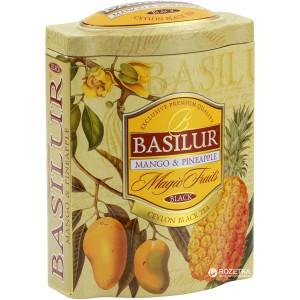 Ceai Basilur mango&pineaple C70534