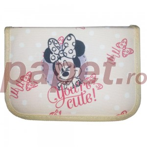 Penar Minnie Mouse neechipat, cu doua extensii 7817