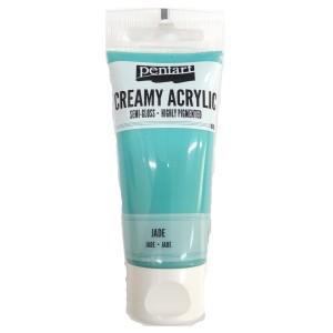 Acrylic color creamy semi-gloss 60ML Jade P27985